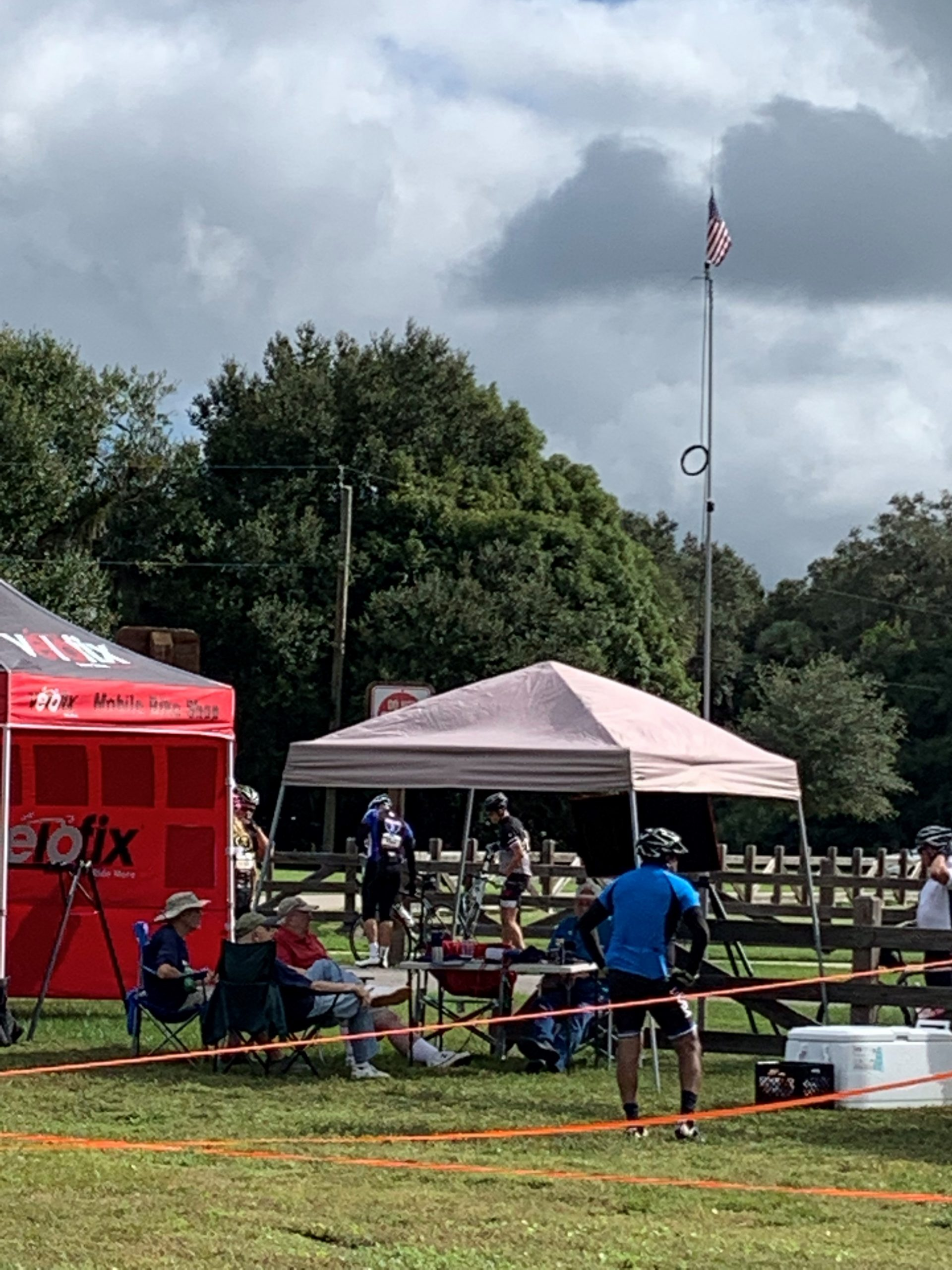 Amateur Radio communications for the 2019 Champions Ride for Charity