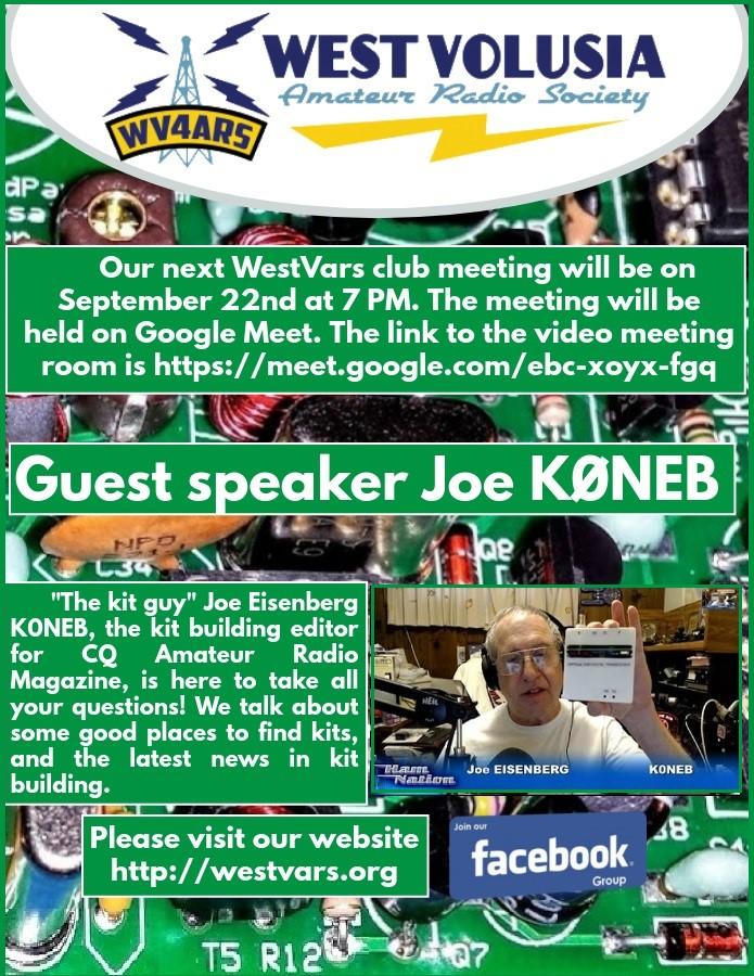 WestVARS Swap Meet